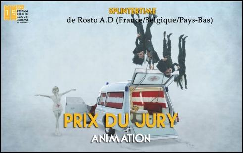 prix du jury animation
