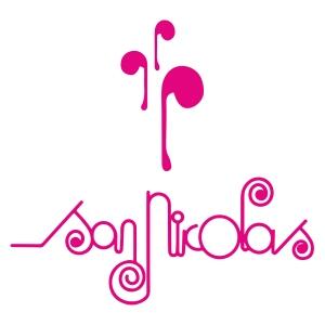 Logo Fushia Pâtisserie San Nicolas